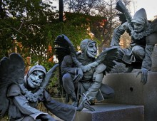 At WaterFire, Even Stone Gargoyles Come to Life