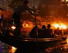 I have been attending WaterFire since my freshman year at Brown…