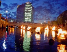 WaterFire… Where do I begin?